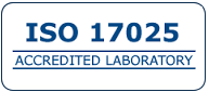 ISO 17025 Accredited Laboratory