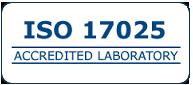 ISO 17025 Accredited Laboratory