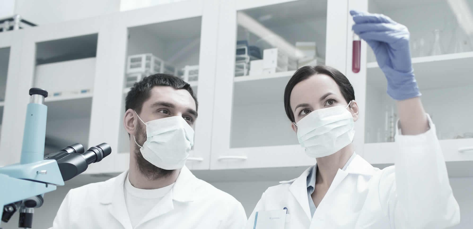 infectious disease testing