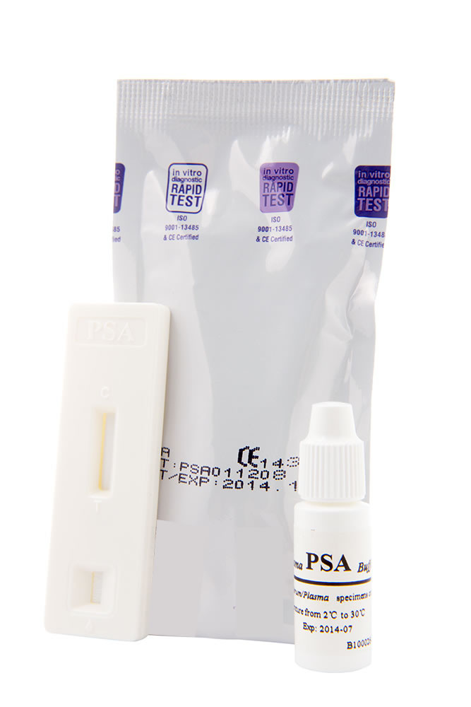 Prostate Cancer instant test for Professional use