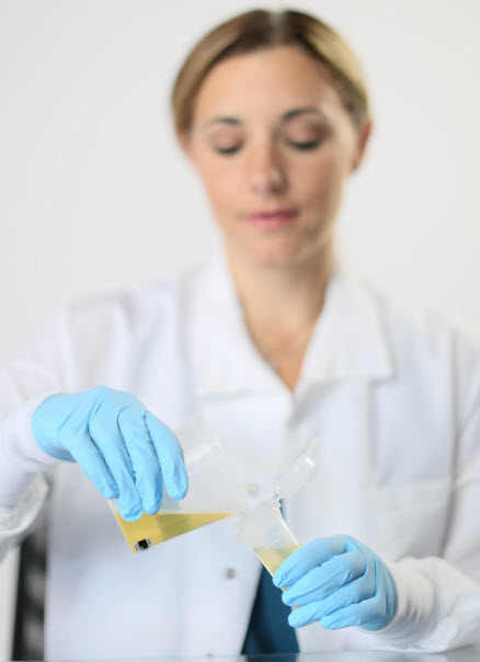 Cheating urine drug testing